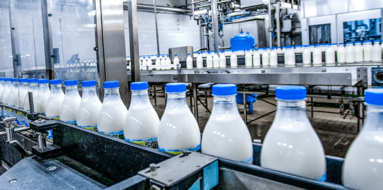 Industria lattiero casearia: come e perché ridurre le emissioni di CO2