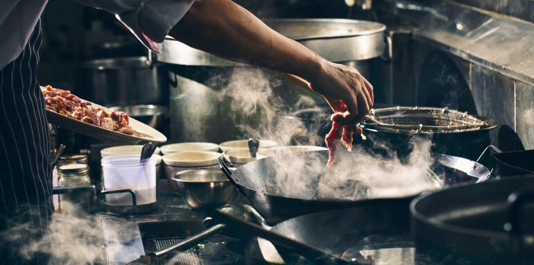 Come raggiungere l'efficienza energetica nel settore della ristorazione